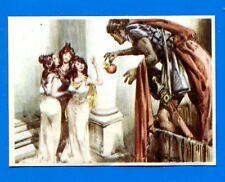 STORIA DELLE CIVILTA -Baggioli 72 Figurina-Sticker n 189 - LA MELA D'ORO -Rec