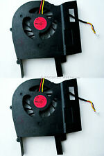 New 2 pieces CPU Fan For SONY VAIO PCG-3C2L E105866 DQ5D566CE01 MCF-C29BM05