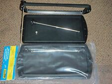 BATTERY TRAY PREMIUM PAIR 21971 GROUP 31 STAINLESS HARDWARE NO FIT EXIDE BATTERY
