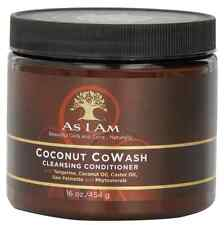 As I Am Coconut CoWash Cleansig Conditioner, 16 oz (Pack of 3)