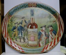 Pre-pro Old Pepper Whisky Oval Tray - Lexington, KY - Patriotic