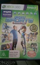 Kinect Sports Season Two 2 COMPLETE Microsoft XBOX 360 ������ FREE POST
