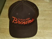 Cleveland Browns hat Vintage Snapback cap Sports Specialties Original NFL 90's