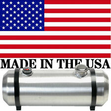 10X33 Spun Aluminum Gas Tank 10.75 Gallons With Sight Gauge - Dune Buggy