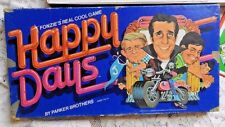 VINTAGE 1976 FONZIE'S REAL COOL GAME HAPPY DAYS BOARD GAME PARKER BROTHERS