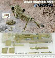 M200_C 1:6 Scale MODEL CHEYTAC INTERVENTION M-200 FILM SHOOTER RIFLE GUN M200