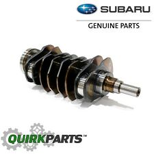 09-17 Subaru WRX STi Induction Hardened Crankshaft EJ257 2.5L OEM NEW 12200AA330