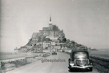 Mont Saint Michel c. 1950 - Route Traction Manche - DIV910
