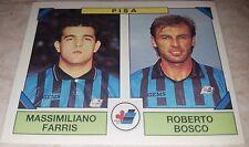 FIGURINA CALCIATORI PANINI 1993/94 PISA 521 ALBUM 1994