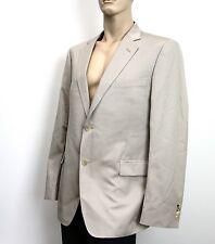 $2980 New Gucci Suits Jacket Blazer Pants Trousers GG Lining EU 56/US 46, 246516