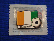NEW Football Soccer Refrigarator Fridge Magnet with Flag of Ivory Coast
