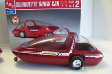 Silhouette Show Car ertl/amt model kit complete 1:24th scale