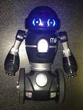 WowWee MiP Balancing Dancing Robotic Companion Toy RC Remote Control Robot Black