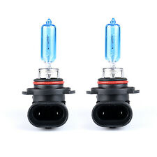 2 x 9005/HB3 55W Halogen Light Bright White Car Headlight Bulbs Lamp 12V 6000K