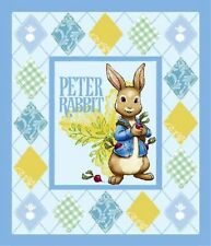 "1 Beatrix Potter ""Peter Rabbit"" Panel Fabric"