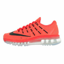 Nike Air Max 2016 Bright Crimson Running Shoes Women Size 11.5 New!