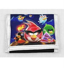 Angry Birds Space Trifold Wallet Newest Style- Red Full Characters by Rovio