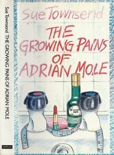 Sue Townsend - The Growing Pains of Adrian Mole - 1st/1st