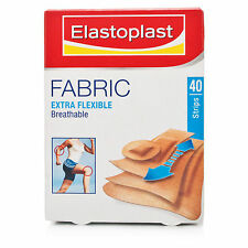 ELASTOPLAST FABRIC EXTRA FLEXIBLE - 40 PLASTERS