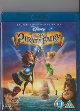 DISNEYS TINKERBELL AND THE PIRATE FAIRY BLURAY DISNEY BLU RAY