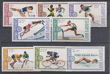 Albania 1972 Giochi olimpici Monaco 72 1556-63 - Mnh