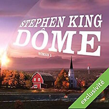 LIVRE AUDIO EBOOK Dôme 1  Stephen King - PAS DE CD PAS DE PAPIER