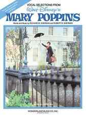 "WALT DISNEY'S ""MARY POPPINS"" PIANO/VOCAL/GUITAR MUSIC BOOK BRAND NEW ON SALE!!"
