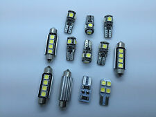 BMW Series 1 E81 E82 E87  FULL LED Interior Lights kit 12 pcs SMD Bulbs White