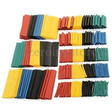 328Pcs 8Size Assortment Heat Shrink Tube Tubing 2:1 Sleeving Wrap Wire Cable Kit