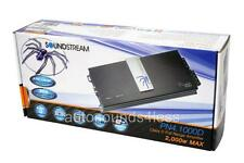 NEW Soundstream PN4.1000D Nano 1000 Watts RMS 4-Channel Car Motorcycle Amplifier