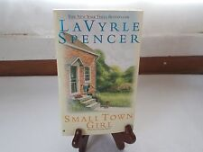 Small Town Girl Paperback Book LaVyrle Spencer
