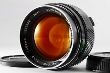 【AB- Exc】 Olympus OM-SYSTEM G.Zuiko Auto-S 55mm f/1.2 MF Lens From JAPAN #2056