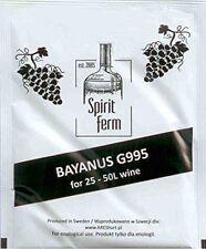 WEINHEFE 50L  Wein Hefe, Weißwein und Rotwein Naturhefe, Turbohefe, Hefenährsalz