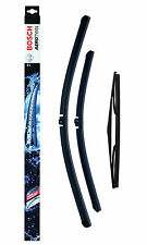 VW GOLF MK 7 ESTATE 2013-PRESENT BOSCH Wiper Blade Front Rear Aerotwin