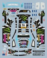 DECALS 1/43 FORD FIESTA RS #15 KEN BLOCK - RALLYE RACC 2014 - COLORADO 43254
