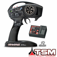 Traxxas TQi 2.4GHz 2-Channel Radio Bluetooth Ready & TSM Receiver E-REVO BL 1/10