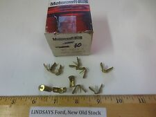 """10 PCS FORD 1973/1989 ALL """"TERMINAL"""" (HIGH TENSION WIRE) W/RADIO RESISTOR WIRING"""