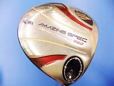 HONMA 3star AMAZING SPEC Perfect Switch 460 Loft-10 R-flex Driver 1W Golf Clubs