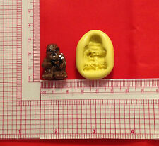 Star Wars Chewbacca Silicone Push Mold A818 Candy Chocolate Craft Fondant Wax