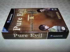 Resident evil pure evil-Nintendo Gamecube-usa-new & factory sealed