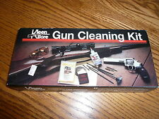 Vintage KLEEN BORE Rifle GUN Cleaning Kit OUTER BOX SLEEVE