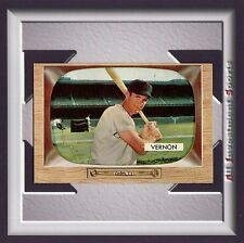 1955 Bowman MICKEY VERNON #46 NM-MT *awesome card for your set* M40C