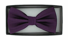 Michelsons UK - Satin Silk Ready Tied Bow Tie