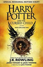 HARRY POTTER AND THE CURSED CHILD - Parts I & II - J K Rowling