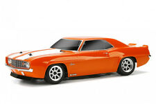 Hpi Racing 1969 Chevrolet Camaro Z28R R Carrocería claro 200mm 17531