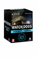 Watch Dogs Vigilante Edition Sony PlayStation 4 YOU ONLY GET THE GAME & SOUNDTK