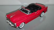 1/24 WELLY 1953 BUICK SKYLARK CONVERTIBLE RED WITH BLACK INTERIOR