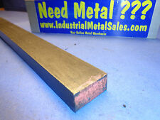 "3/4"" x 1-1/2"" x 12""-Long 4130 Steel Flat Bar- .750"" x 1.5"" 4130 Flat  MIL-S-6758"