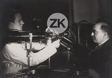 JEAN PAINLEVE Cinéaste Scientifique ANDRE RAYMOND Caméra Tournage 1930s