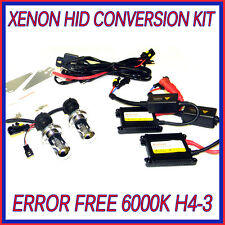 VW GOLF H4-3 HID CONVERSION KIT XENON HEADLIGHT BULBS 6000K CANBUS ERROR FREE